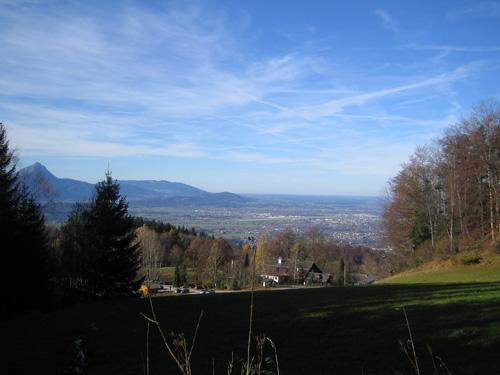 Foto: Hari M. / Mountainbiketour / Über die Glasenbachklamm auf die Fageralm / Oberhalb der Erentrudis / 28.12.2006 10:40:54