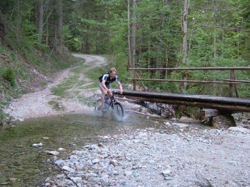 Foto: maz schrott / Mountainbiketour / Kaiserhausrunde / 02.05.2007 12:36:20