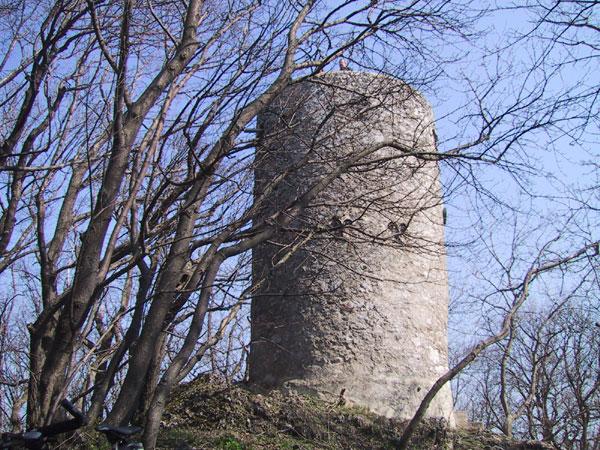 Foto: Franz Drahrer / Mountainbiketour / Rund um den Anninger - von der Goldenen Stiege / Anninger - Wilhelmswarte / 25.04.2007 20:40:21