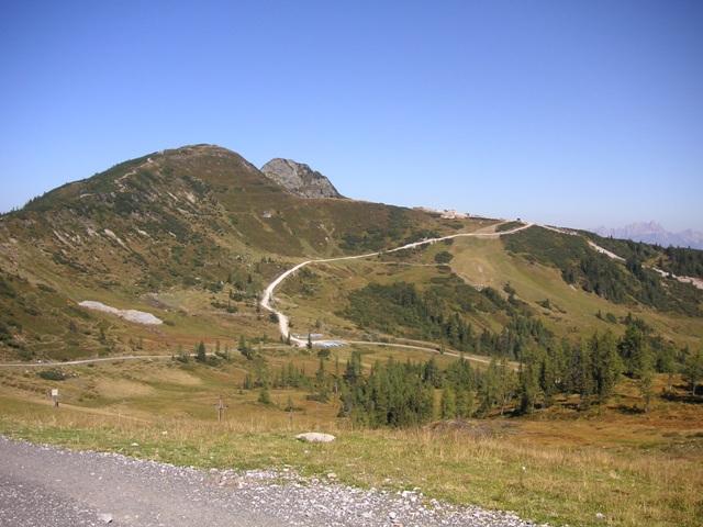 Foto: Salzprinz / Mountainbiketour / Flachau - Frauenalm - Griessenkar / Frauenalm, Blck Ri. Griessenkar / 08.01.2007 23:57:37