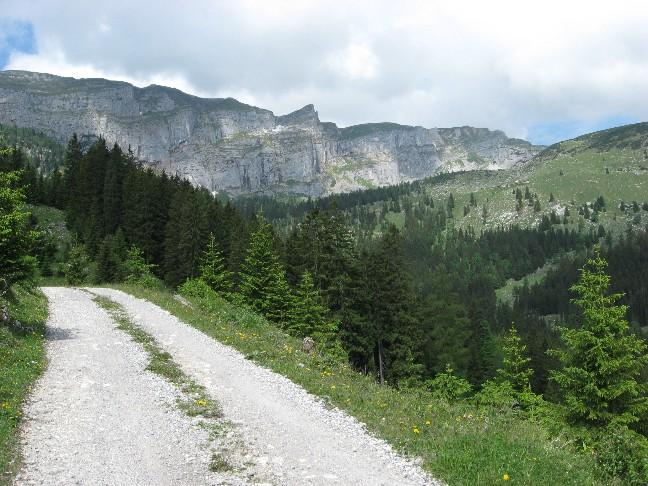Foto: mucho / Mountainbike Tour / Zireiner Alm - Bayreuther Hütte / Sagzahn Zireineralm / 10.06.2007 18:27:46