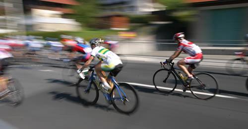 Foto: Lenswork.at / Ch. Streili / Rad Tour / Straßen Rad WM 2006: Kurs Einzelzeitfahren / 19.01.2007 21:18:03
