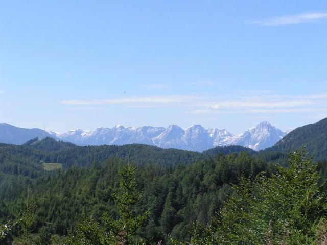Foto: Jürgen Lindlbauer / Mountainbike Tour / Von Reichraming rund um den Alpstein und auf die Ebenforstalm / 03.01.2007 15:42:53
