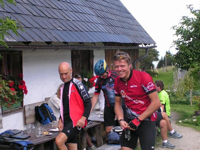 Foto: Jürgen Lindlbauer / Mountainbike Tour / Von Reichraming rund um den Alpstein und auf die Ebenforstalm / 03.01.2007 15:44:05
