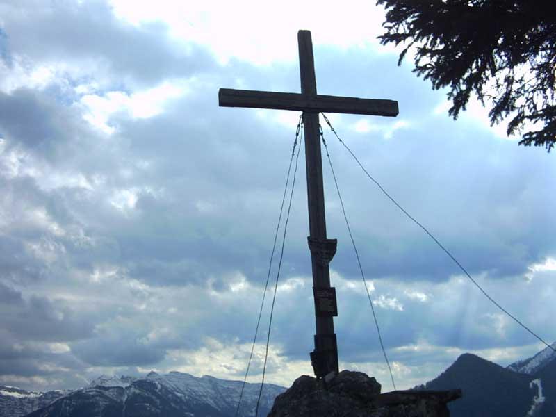 Foto: Stefan Stinglmair / Wander Tour / Sonnsteinüberschreitung / grosser Sonnstein / 11.04.2007 14:53:33