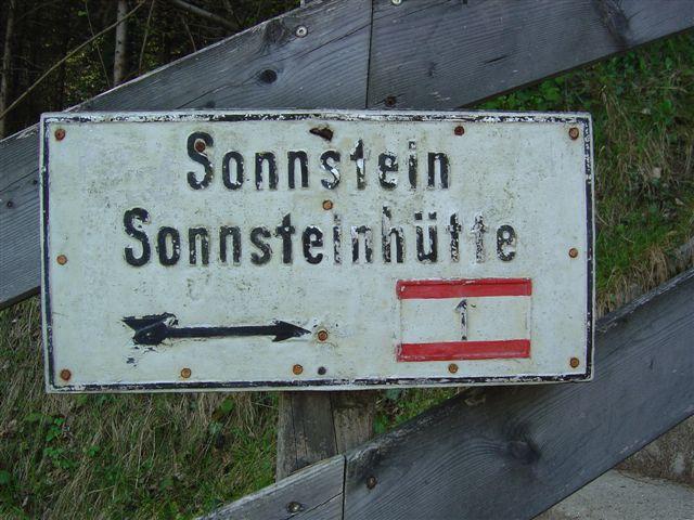 Foto: Alpinfreunde / Wander Tour / Sonnsteinüberschreitung / 17.01.2007 00:56:08