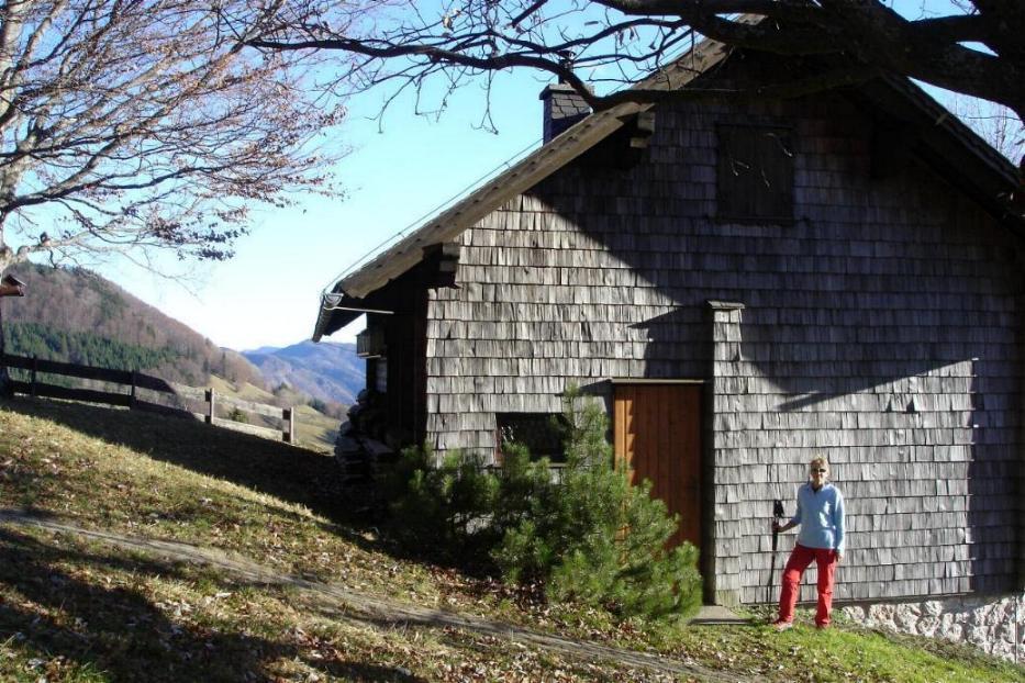 Foto: Werner / Wander Tour / Über die Mollnerhütte auf das Dürre Eck / Mollner Hütte / 02.01.2007 20:47:26