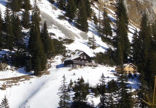 Foto: vince 51 / Wander Tour / Auf die Rote Flüh / Tannheimer Hütte  / 06.05.2007 22:48:30