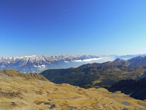 Foto: vince 51 / Wander Tour / Aus dem Lüsenstal auf den Roten Kogel / Karwendel / 02.05.2007 18:58:04