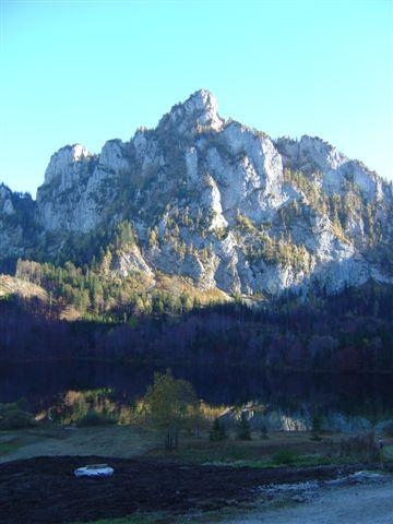 Foto: Alpinfreunde / Wander Tour / Rund um den Traunstein / 19.04.2007 19:26:02