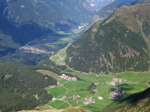 Foto: vince 51 / Wander Tour / Von Niederthai auf den Hemerkogel / Niedertai und Umhausen / Ötztal / 08.05.2007 22:27:04