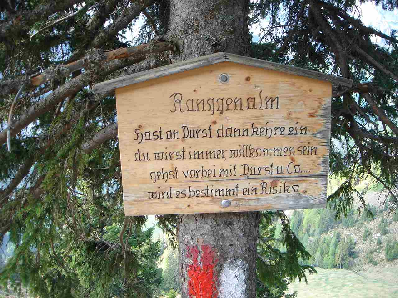 Foto: Manfred Karl / Wander Tour / Aus dem Kaiserbachtal auf den Feldberg / ;-) / 05.05.2007 21:42:34