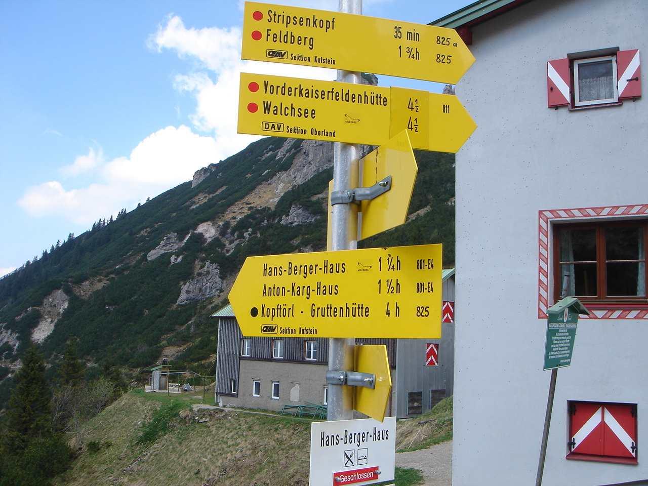 Foto: Manfred Karl / Wander Tour / Aus dem Kaiserbachtal auf den Feldberg / 05.05.2007 21:11:26