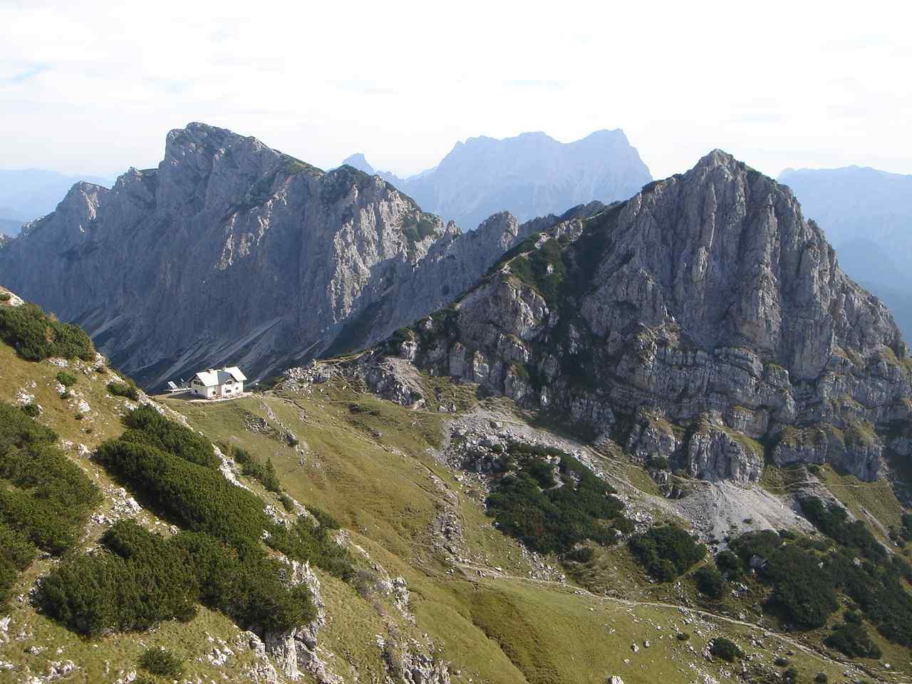 Foto: Manfred Karl / Wander Tour / Grabnerstein - Gipfelrunde / Grabnerstein, Admonter Haus, Admonter Warte. / 18.05.2007 14:49:44