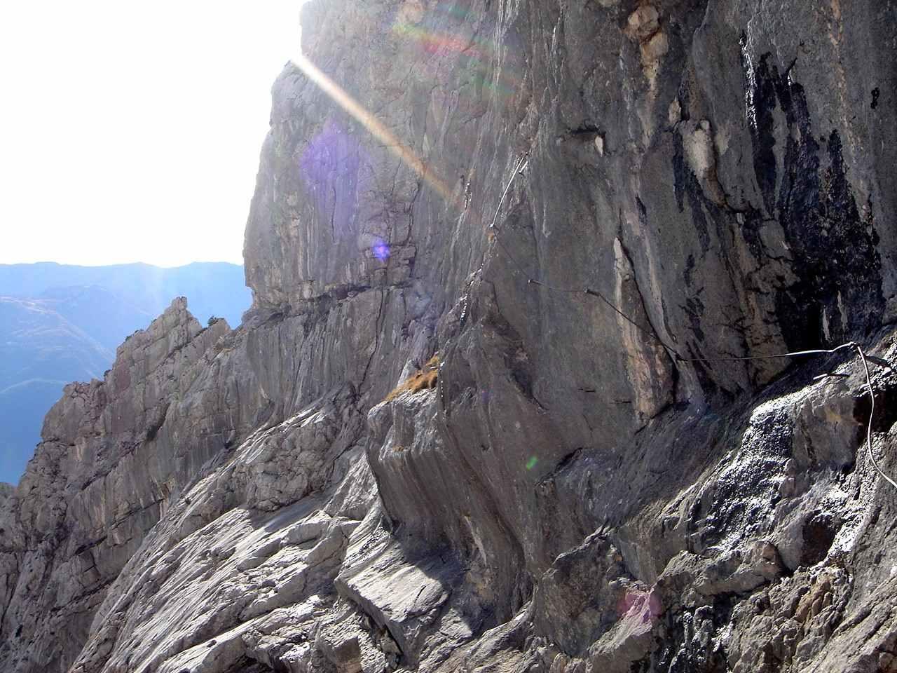 Foto: Manfred Karl / Wander Tour / Über das Prielschutzhaus und den Bert-Rinesch-Klettersteig auf den Gr.Priel / 15.06.2007 23:37:09