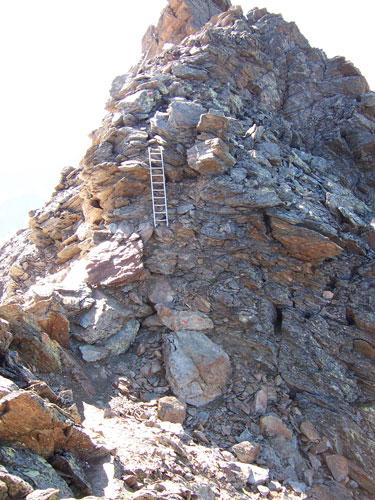 Foto: vince 51 / Wander Tour / Von der Chemnitzer Hütte auf dem Mainzer Höhenweg zur Braunschweiger Hütte / 02.05.2007 22:00:15