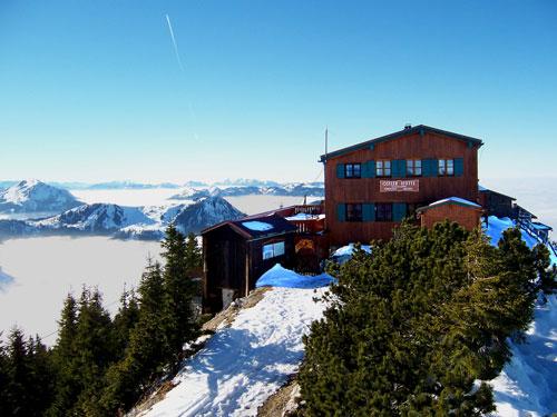 Foto: vince 51 / Wander Tour / Von Pfronten auf den Breitenberg / Ostler Hütte / 02.05.2007 22:39:57
