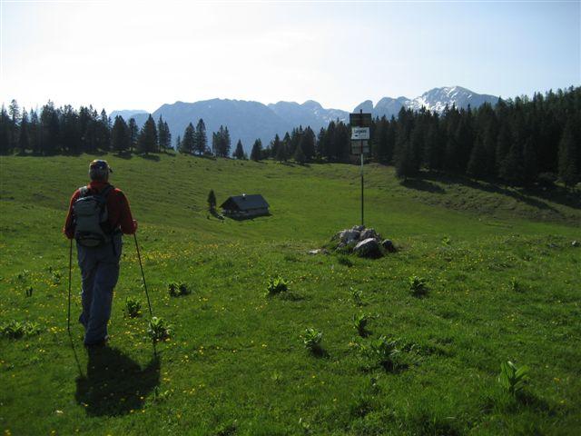 Foto: Jogal / Wander Tour / Überschreitung der Hohen Schrott / Brombergalm / 22.05.2007 06:02:54
