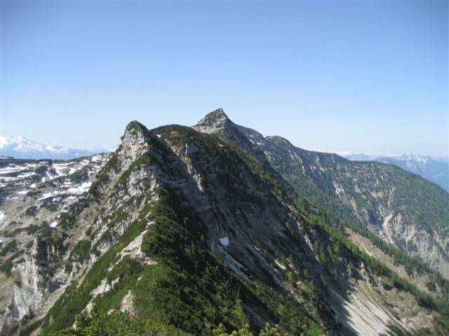 Foto: Jogal / Wander Tour / Überschreitung der Hohen Schrott / 22.05.2007 06:11:46