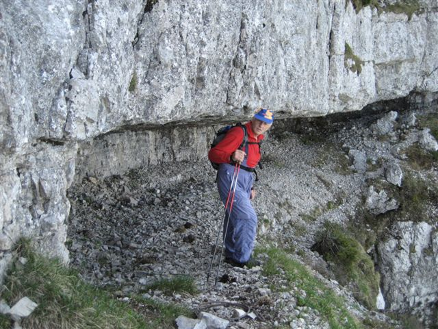 Foto: Jogal / Wander Tour / Überschreitung der Hohen Schrott / Am Weg zum Bergwerkskogel / 22.05.2007 06:15:06