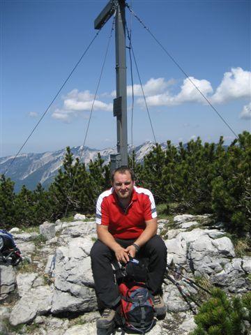 Foto: Jogal / Wander Tour / Überschreitung der Hohen Schrott / Auf der Hohenschrott; / 22.05.2007 06:19:51