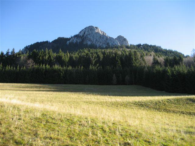 Foto: Jogal / Wander Tour / Über den NW-Grat auf den Schober - Aussichtskanzel mit Sieben-Seen-Blick, 1328m / 17.01.2007 01:26:14