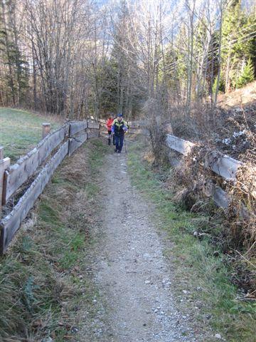 Foto: Jogal / Wander Tour / Über den NW-Grat auf den Schober - Aussichtskanzel mit Sieben-Seen-Blick, 1328m / 17.01.2007 01:26:26