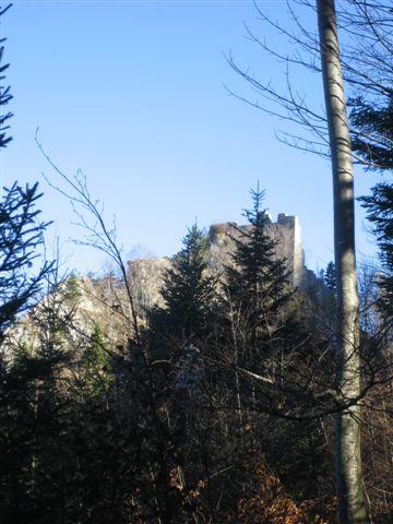 Foto: Jogal / Wander Tour / Über den NW-Grat auf den Schober - Aussichtskanzel mit Sieben-Seen-Blick, 1328m / 17.01.2007 01:26:33