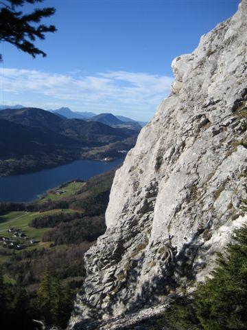 Foto: Jogal / Wander Tour / Über den NW-Grat auf den Schober - Aussichtskanzel mit Sieben-Seen-Blick, 1328m / 17.01.2007 01:26:51