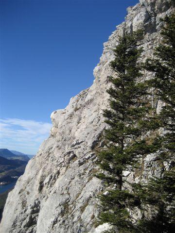 Foto: Jogal / Wander Tour / Über den NW-Grat auf den Schober - Aussichtskanzel mit Sieben-Seen-Blick, 1328m / 17.01.2007 01:26:59