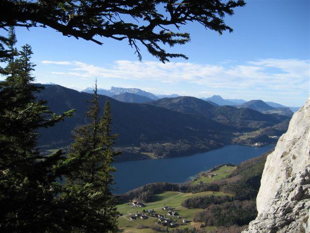 Foto: Jogal / Wander Tour / Über den NW-Grat auf den Schober - Aussichtskanzel mit Sieben-Seen-Blick, 1328m / 17.01.2007 01:27:08