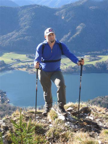 Foto: Jogal / Wander Tour / Über den NW-Grat auf den Schober - Aussichtskanzel mit Sieben-Seen-Blick, 1328m / 17.01.2007 01:27:16