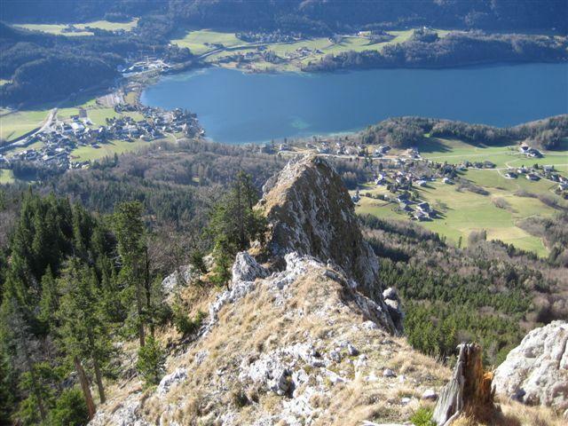 Foto: Jogal / Wander Tour / Über den NW-Grat auf den Schober - Aussichtskanzel mit Sieben-Seen-Blick, 1328m / 17.01.2007 01:27:27
