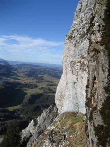Foto: Jogal / Wander Tour / Über den NW-Grat auf den Schober - Aussichtskanzel mit Sieben-Seen-Blick, 1328m / 17.01.2007 01:27:36
