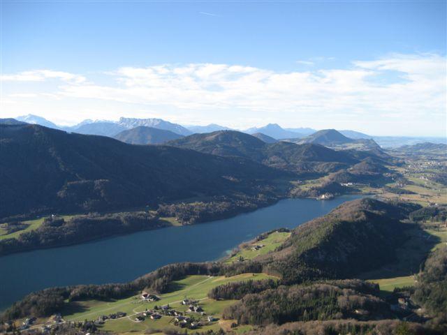 Foto: Jogal / Wander Tour / Über den NW-Grat auf den Schober - Aussichtskanzel mit Sieben-Seen-Blick, 1328m / 17.01.2007 01:27:45