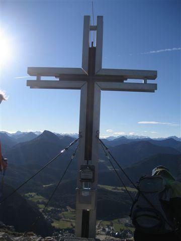 Foto: Jogal / Wander Tour / Über den NW-Grat auf den Schober - Aussichtskanzel mit Sieben-Seen-Blick, 1328m / 17.01.2007 01:28:02