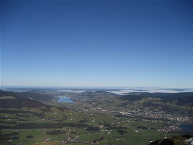 Foto: Jogal / Wander Tour / Über den NW-Grat auf den Schober - Aussichtskanzel mit Sieben-Seen-Blick, 1328m / 17.01.2007 01:28:09