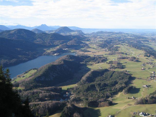 Foto: Jogal / Wander Tour / Über den NW-Grat auf den Schober - Aussichtskanzel mit Sieben-Seen-Blick, 1328m / 17.01.2007 01:28:28