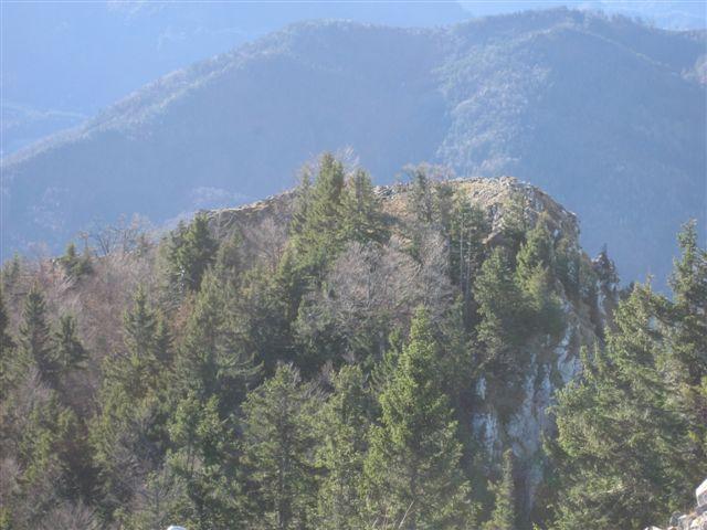 Foto: Jogal / Wander Tour / Über den NW-Grat auf den Schober - Aussichtskanzel mit Sieben-Seen-Blick, 1328m / 17.01.2007 01:28:38