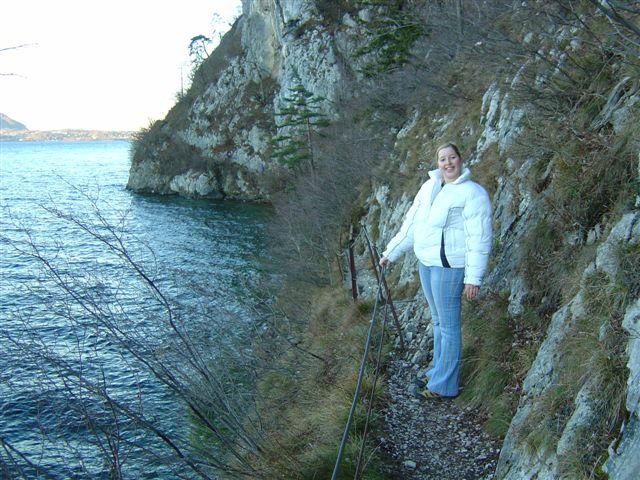 Foto: Jogal / Wander Tour / Miesweg am O-Ufer des Traunsees, 480m / 19.04.2007 06:30:56