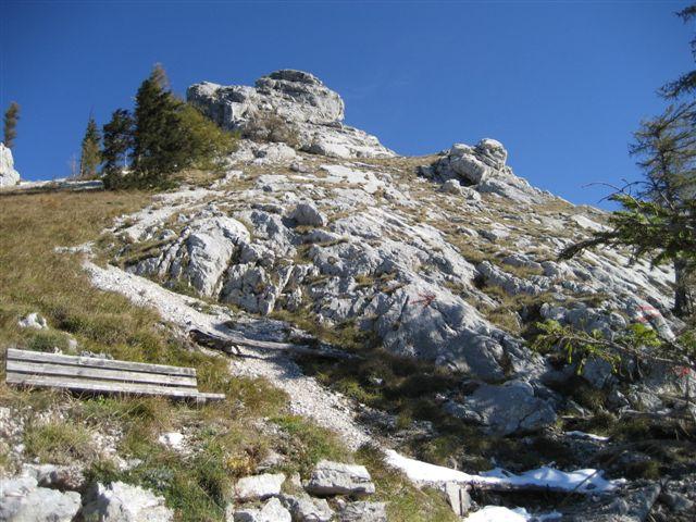 Foto: Alpinfreunde / Wandertour / Schoberstein, 1037m / 17.01.2007 01:20:18