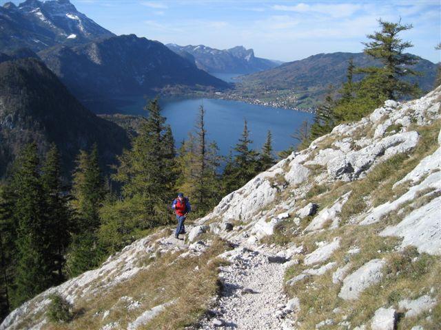 Foto: Alpinfreunde / Wandertour / Schoberstein, 1037m / 17.01.2007 01:21:44