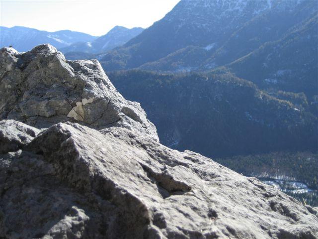 Foto: Alpinfreunde / Wandertour / Schoberstein, 1037m / 17.01.2007 01:22:04