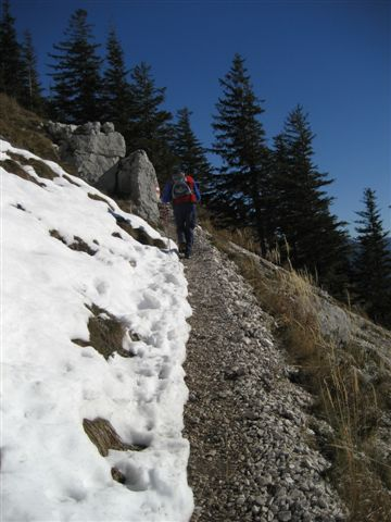 Foto: Alpinfreunde / Wandertour / Schoberstein, 1037m / 17.01.2007 01:22:13