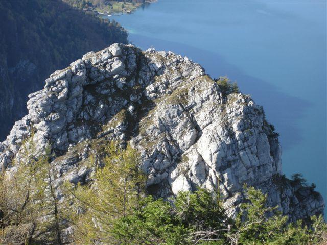 Foto: Alpinfreunde / Wandertour / Schoberstein, 1037m / 17.01.2007 01:22:34