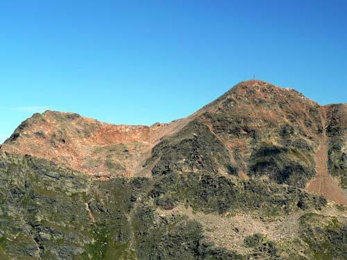 Foto: vince 51 / Wander Tour / Furgler - Wanderdreitausender mit schönen Natureindrücken (3004m) / Furgler und Lawenskopf / 05.06.2007 21:37:54