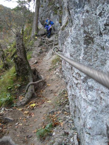Foto: Jogal / Wander Tour / Von St. Lorenz auf die Drachenwand / 17.01.2007 01:13:47