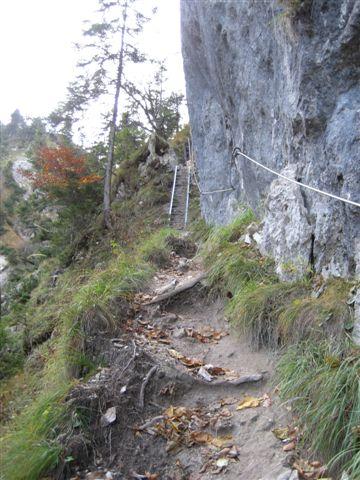 Foto: Jogal / Wander Tour / Von St. Lorenz auf die Drachenwand / 17.01.2007 01:13:56