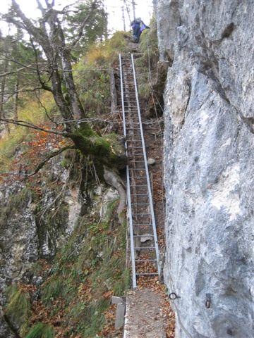 Foto: Jogal / Wander Tour / Von St. Lorenz auf die Drachenwand / 17.01.2007 01:14:06