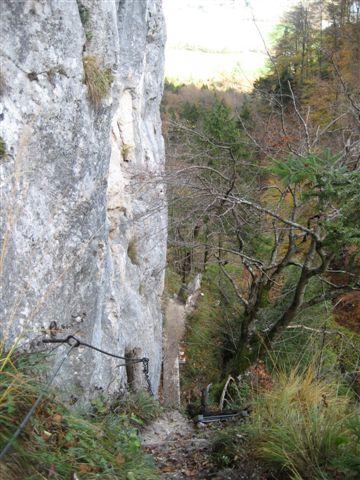 Foto: Jogal / Wander Tour / Von St. Lorenz auf die Drachenwand / 17.01.2007 01:14:15